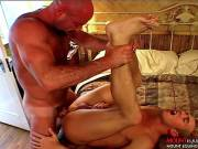 Hairy Daddy takes Son Clip # 6